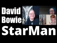 David Bowie StarMan: The 1st Star Person to be honoured on this channel!